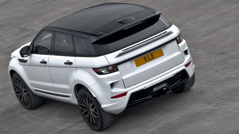 Kahn Presents Fuji White Evoque Rs250 Autoevolution