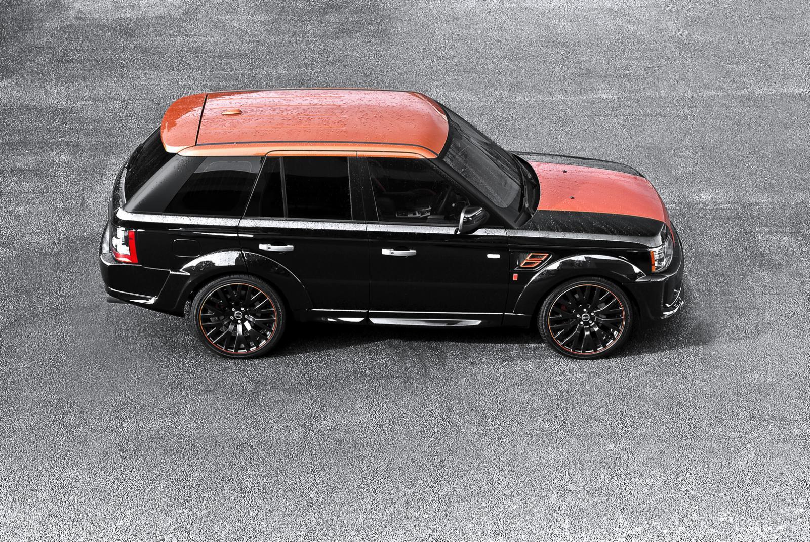 Kahn Range Rover Sport Rs300 Vesuvius Edition Autoevolution