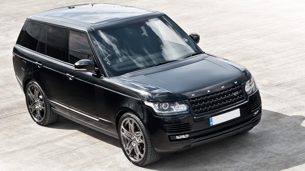 Kahn Reveals 2013 Range Rover Signature Edition