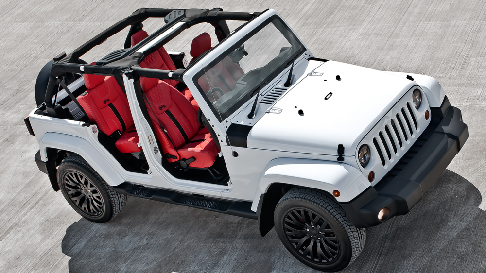 Kahn Reveals Summer Jeep Restyle Plan Autoevolution