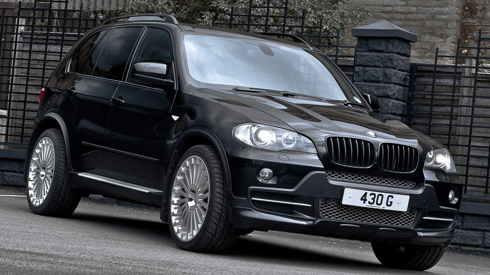 Kahn Touches Bmw X5 Autoevolution