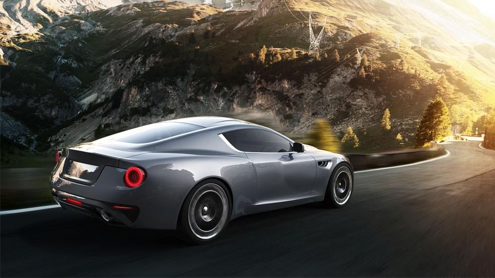 Kahn Vengeance Aston Martin Finally Priced Its Not Cheap - Cheap aston martin