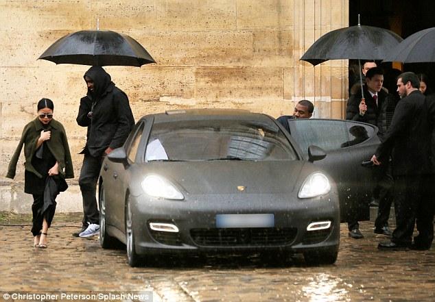 Porsche Paris 16