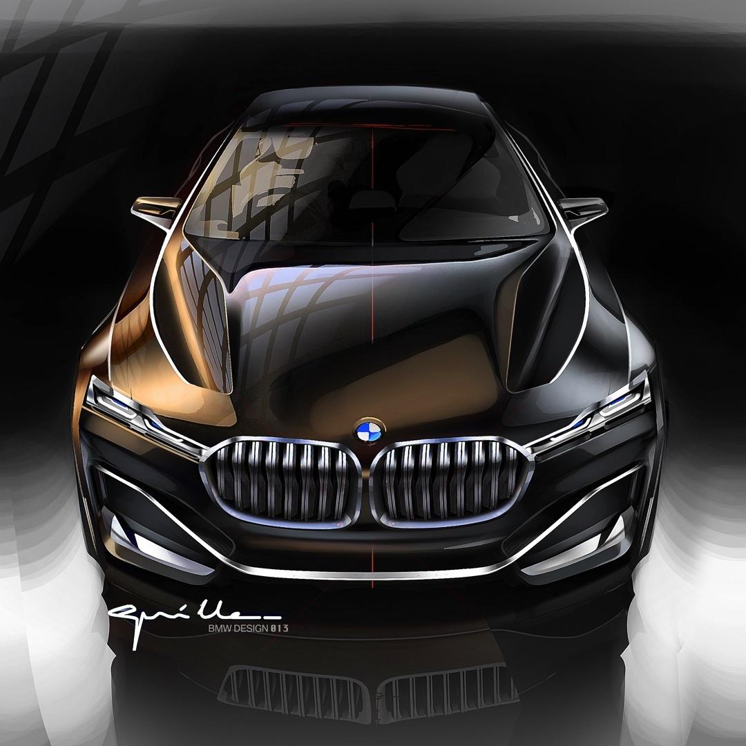 Karim Habib, BMW's Design Boss, Has Reportedly Left The