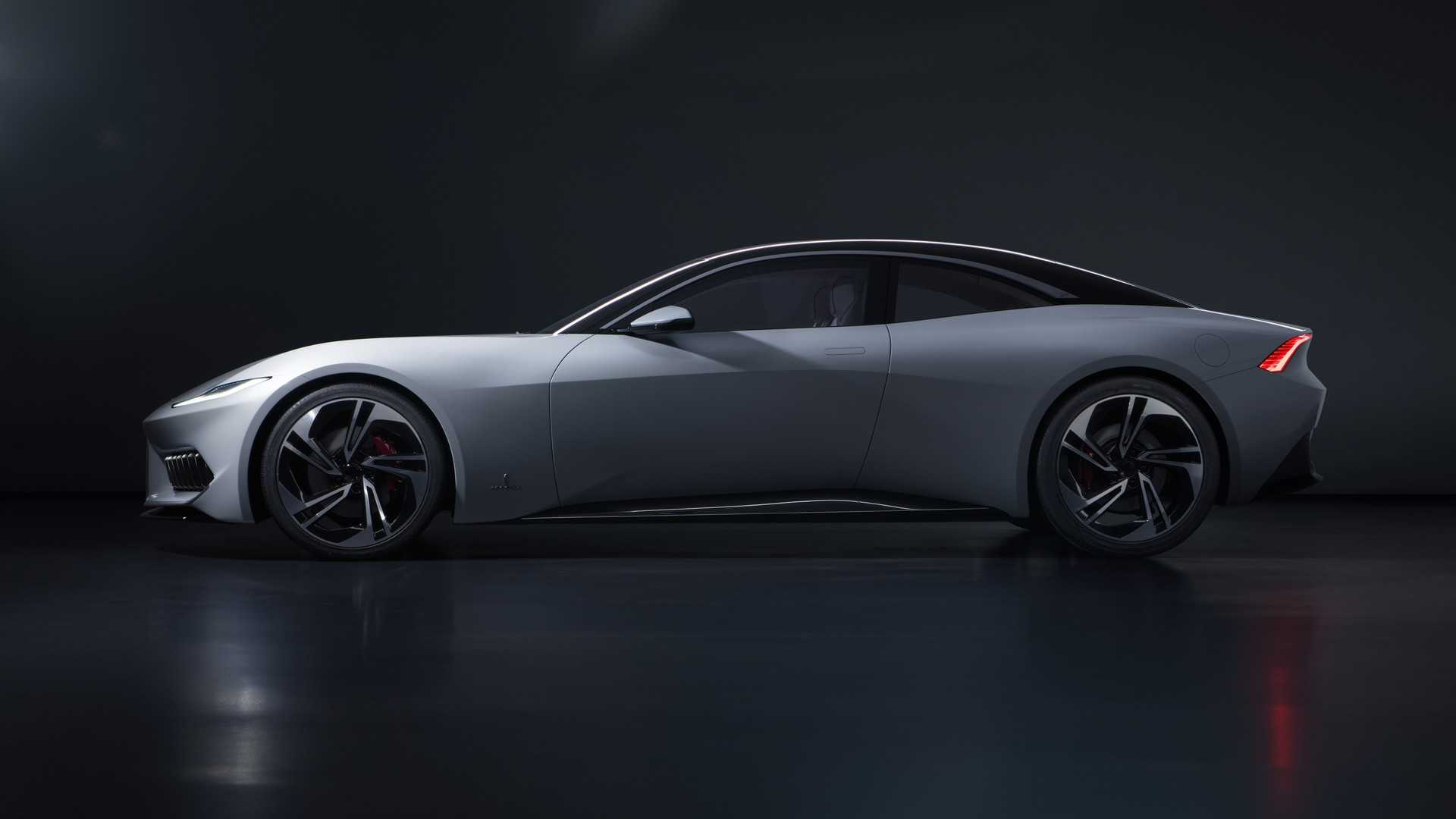 Karma Pininfarina Gt Is A Concept We D Like To See Go Into