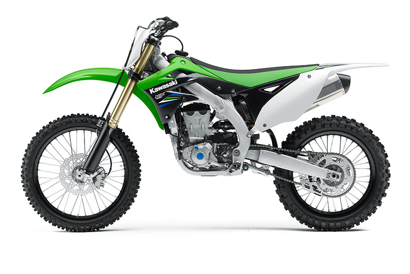 Q50 Launch Control >> Kawasaki Details the 2014 KX450F, Launch Control Added - autoevolution