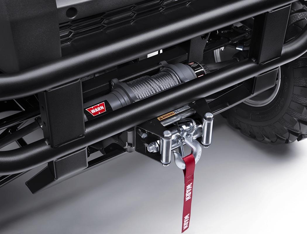 Kawasaki Introduces The 2016 Range Of Mule Pro