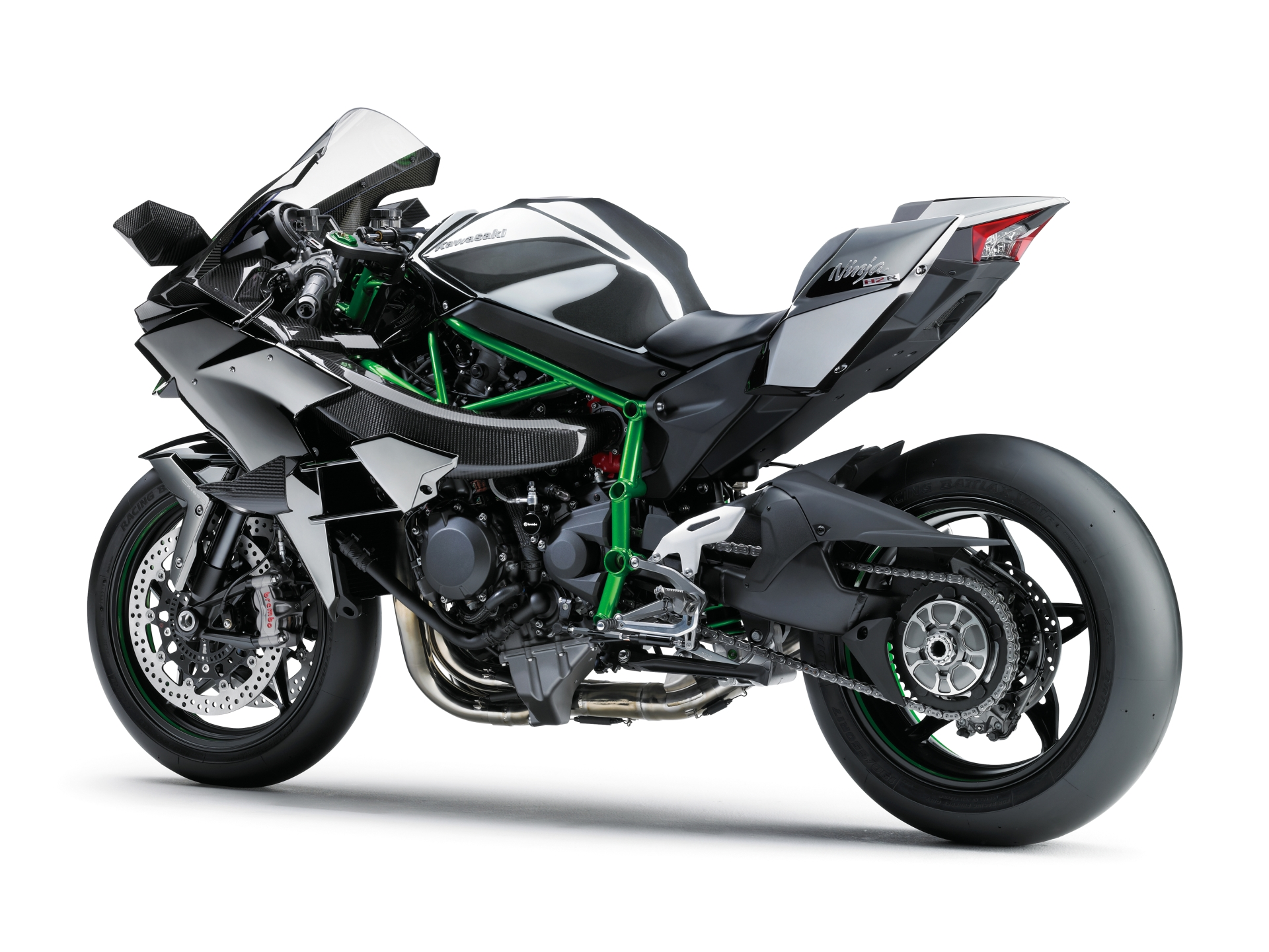 kawasaki ninja h2 and h2r prices confirmed autoevolution. Black Bedroom Furniture Sets. Home Design Ideas
