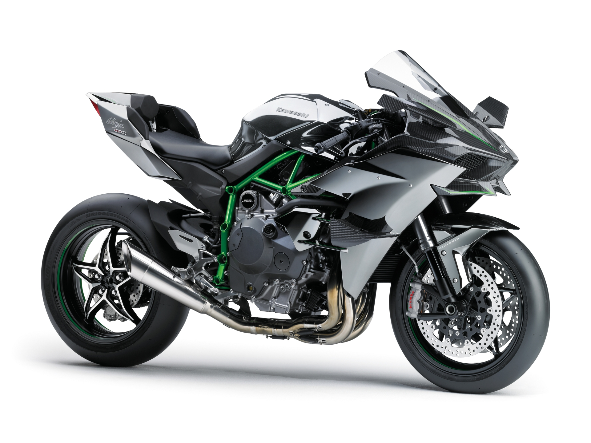 Kawasaki Ninja H2 and H2R Prices Confirmed - autoevolution