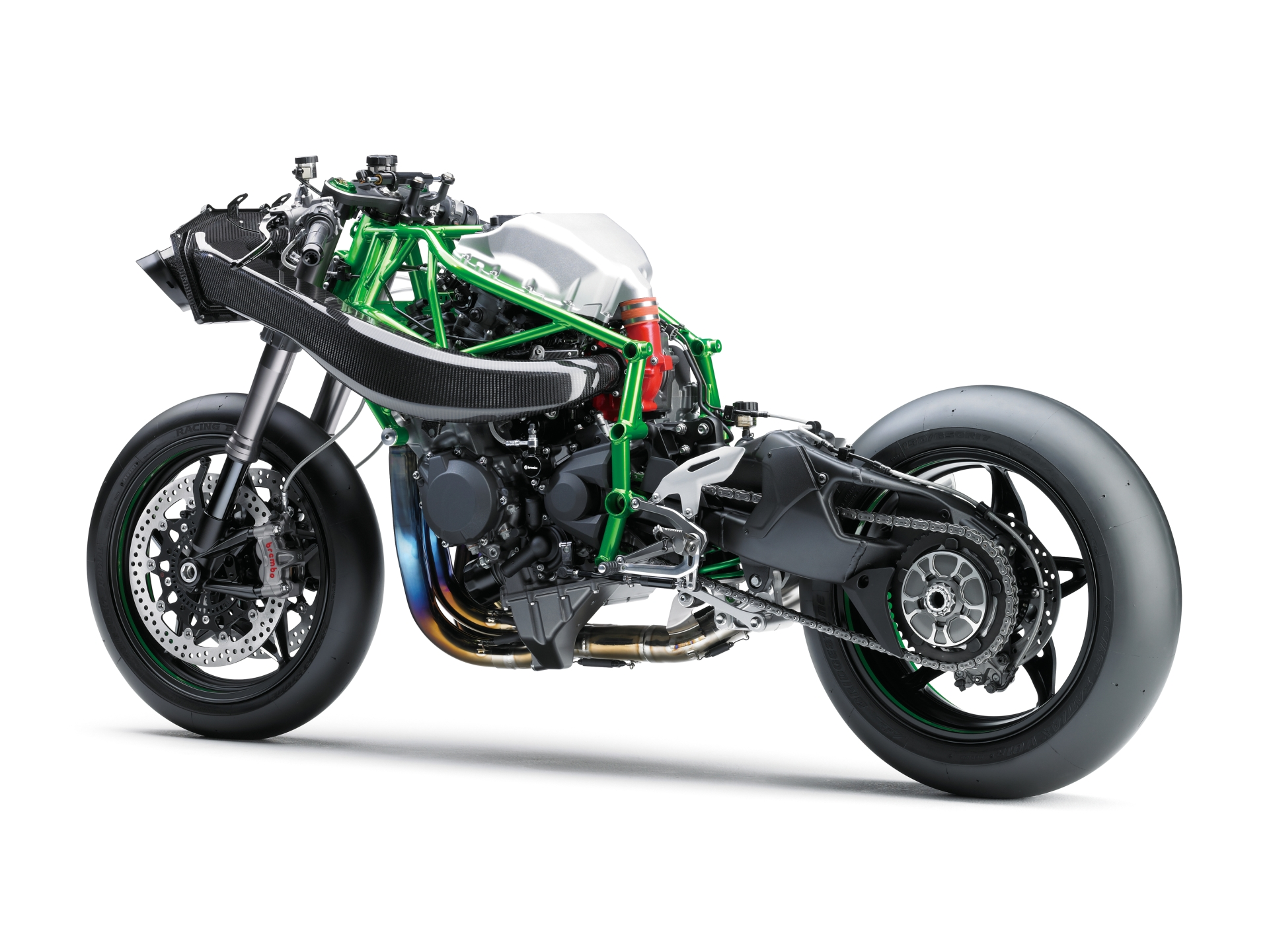 Kawasaki Ninja H2 And H2r Prices Confirmed Autoevolution