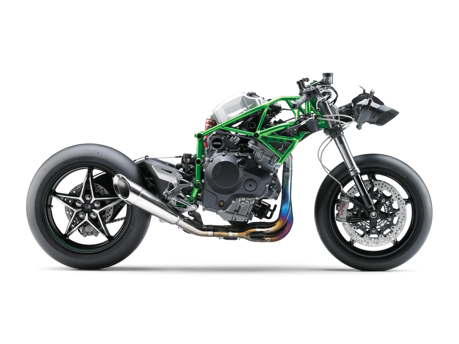 Kawasaki Ninja H2 and H2R Prices Confirmed - autoevolution