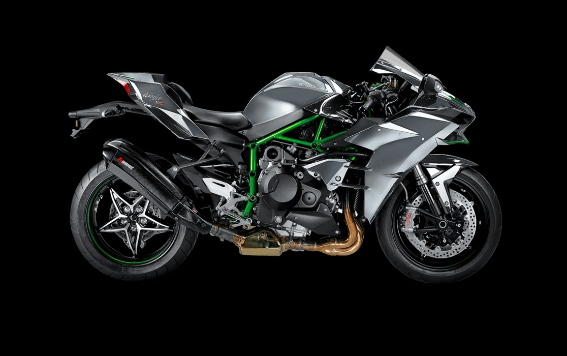 Ford Focus Aftermarket Parts Kawasaki Ninja H2 Looks More Appealing with the All-New Akrapovic ...