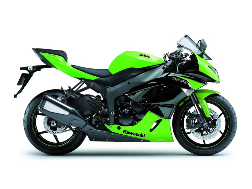 Kawasaki Ninja R Tires