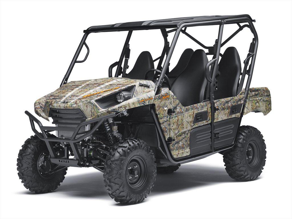 2014 Kawasaki Teryx4
