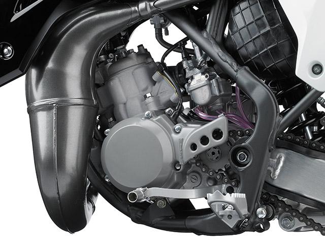 Kawasaki Integrated Power Valve System