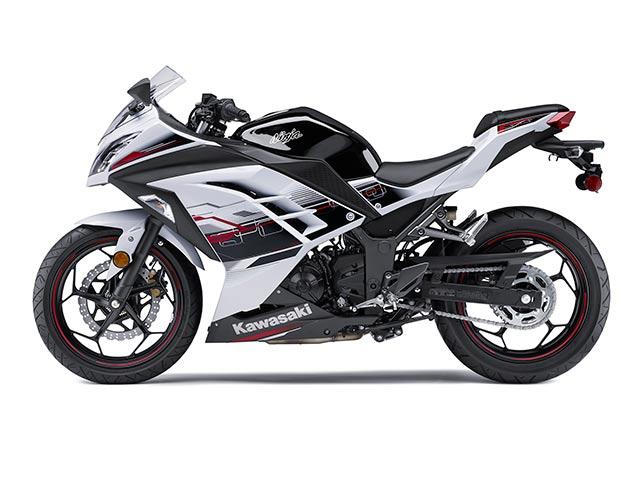 Kawasaki Unwraps 2014 Ninja 300 ABS SE - autoevolution