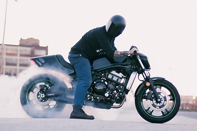 Kawasaki Vulcan Ss Shows How Stylish Modern Bikes Can Be