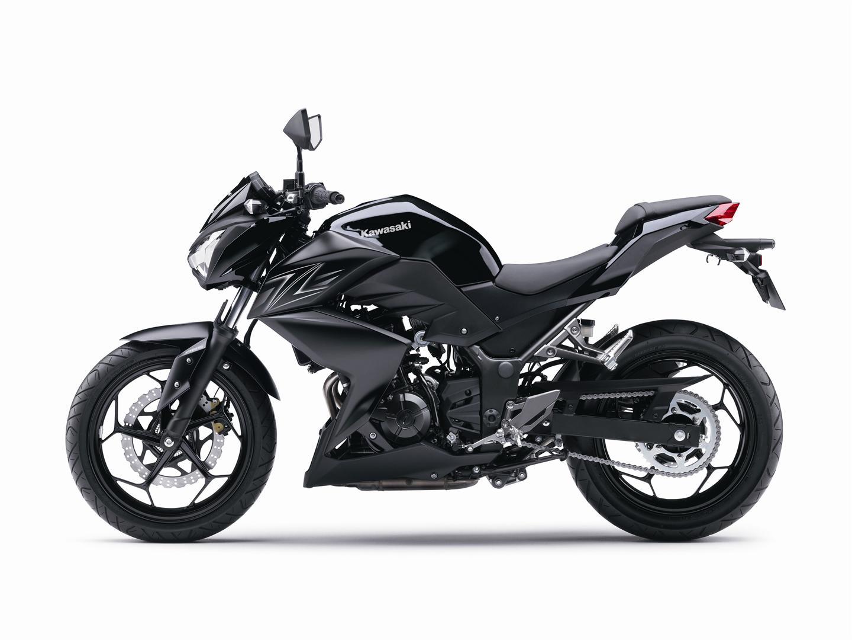 Kawasaki Z300 Giveaway At Uk Dealerships Autoevolution