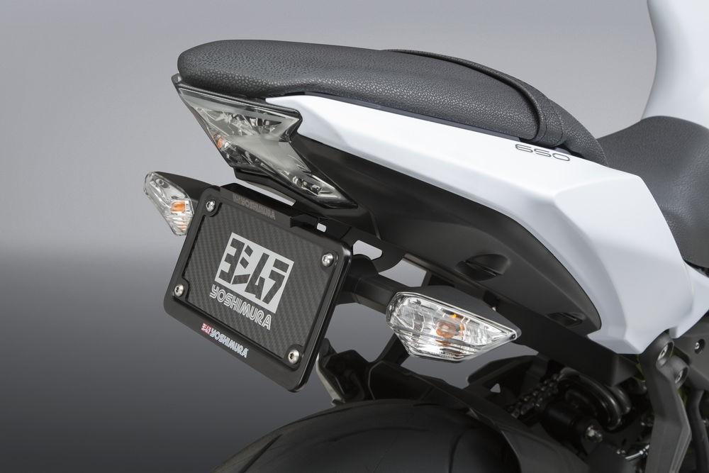 Yoshimura Exhaust For 2017 Kawasaki Z650 Ninja 650