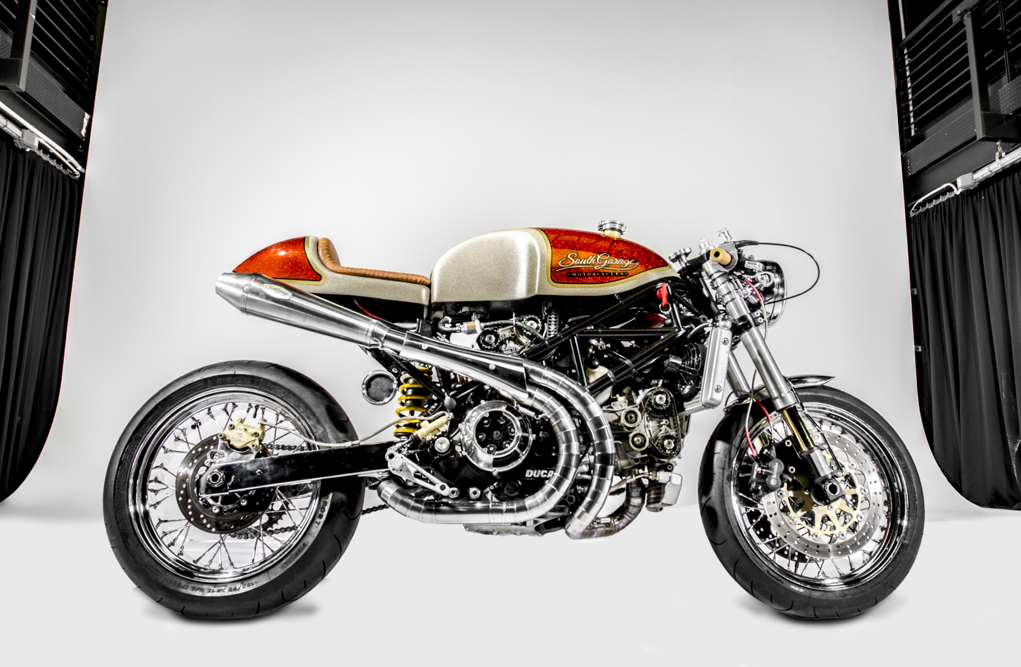 Kelevra One Of The Most Beautiful Cafe Racers In The