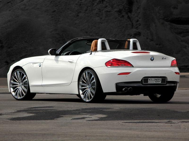 Kelleners Sport Tunes Bmw Z4 Sdrive35is To Produce 405 Hp