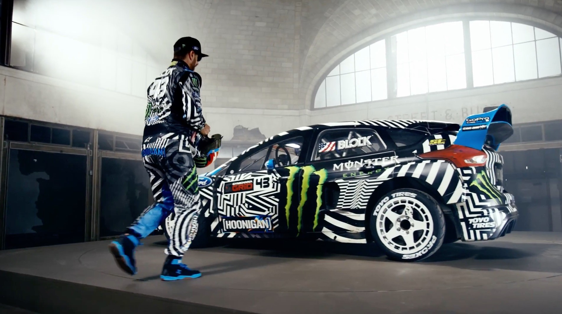 Ford Focus Awd >> Ken Block Made A New Gymkhana, And It's As Crazy As Ever - autoevolution