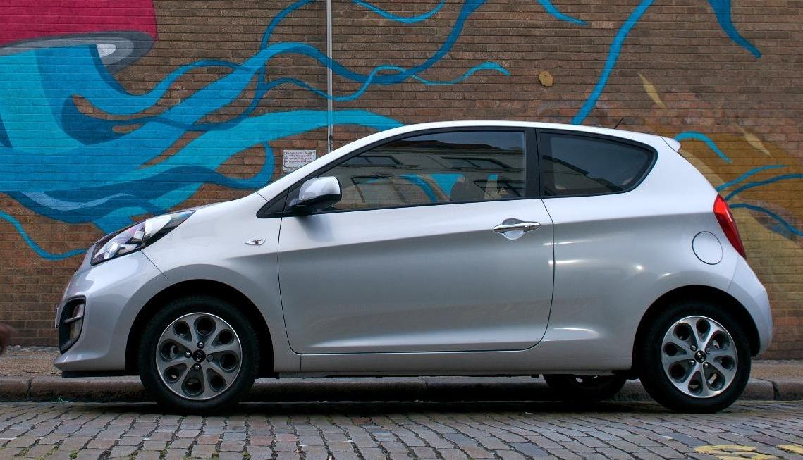 Kia Announces Picanto Quot City Quot 3 Door In Uk Autoevolution