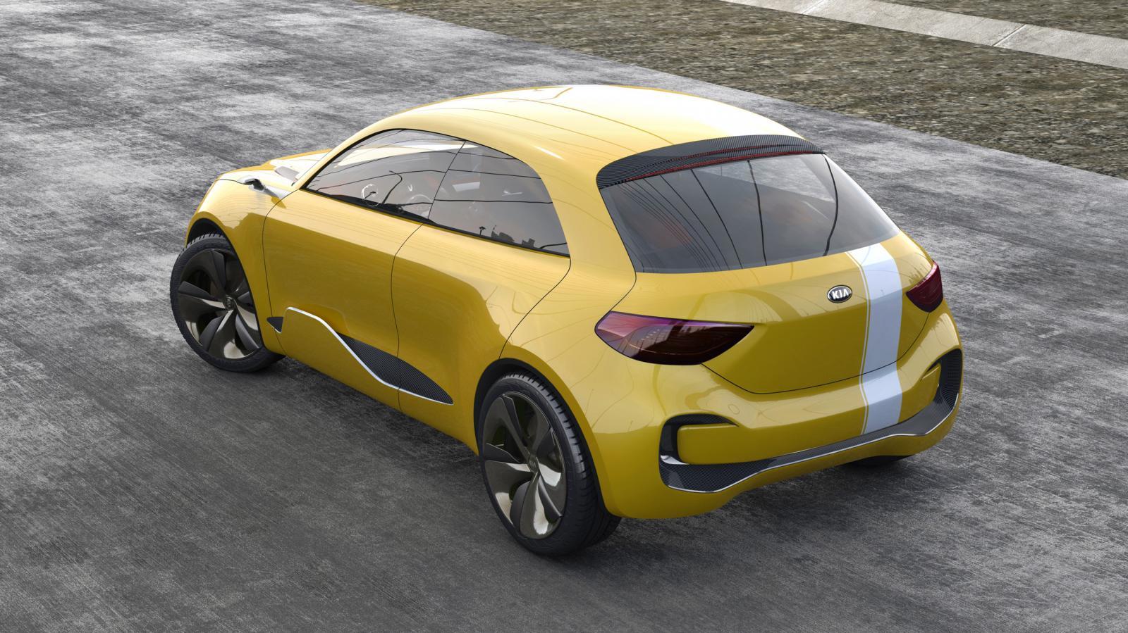 Kia CUB Concept Revealed Has a Mustache  autoevolution
