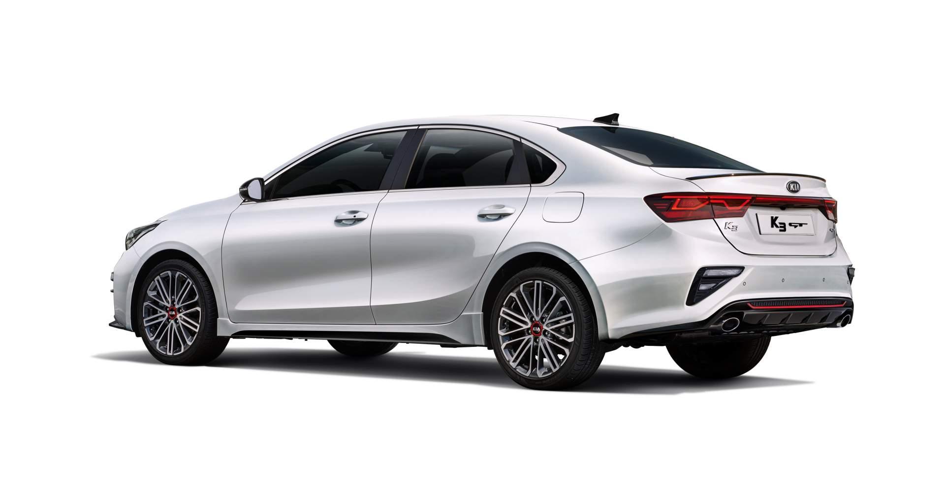 Kia Introduces Forte Gt Line At 2019 Chicago Auto Show Autoevolution