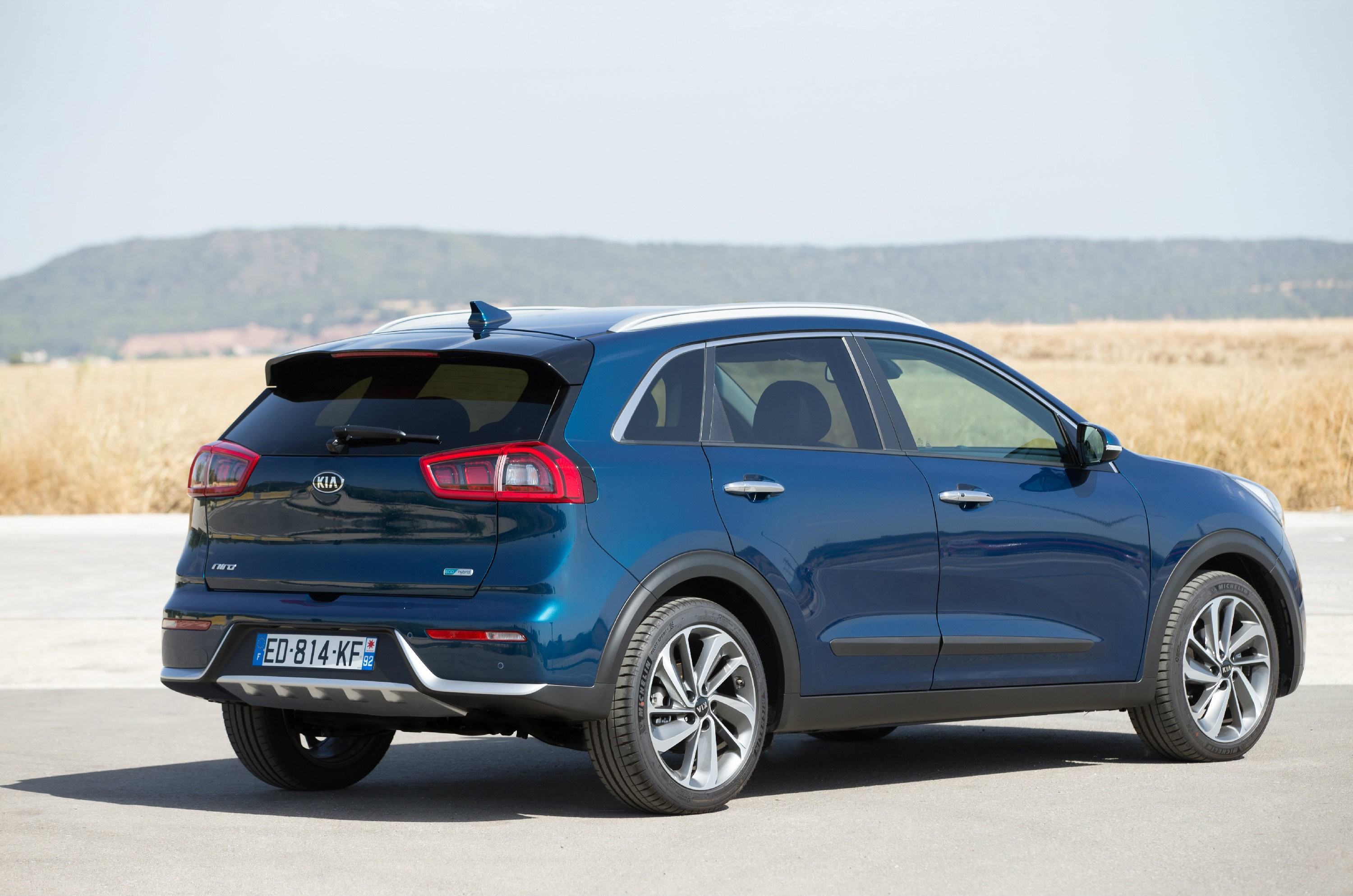 2017 Kia Niro Priced In Europe Autoevolution