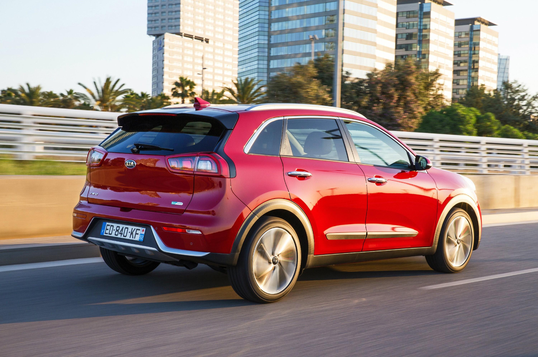 2017 Kia Niro Priced In Europe Autoevolution