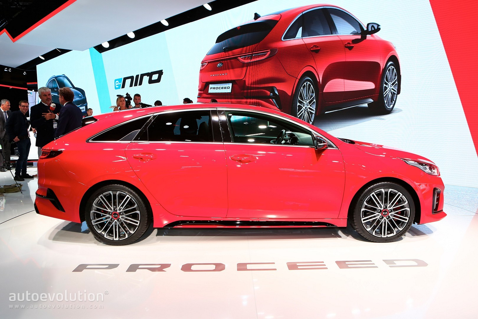 Kia Proceed Gt Is A Shooting Brake You Want And Can