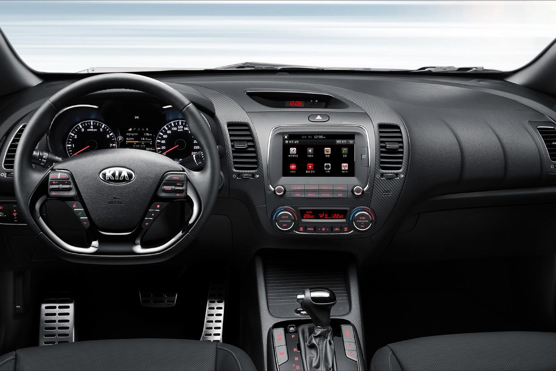 Kia Reveals New K3 Forte Cerato In Korea Autoevolution