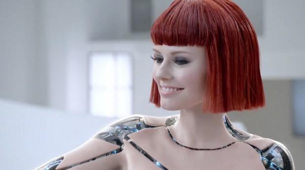 All About Kia S Sexy Robot Girl Alyssa Campanella Video