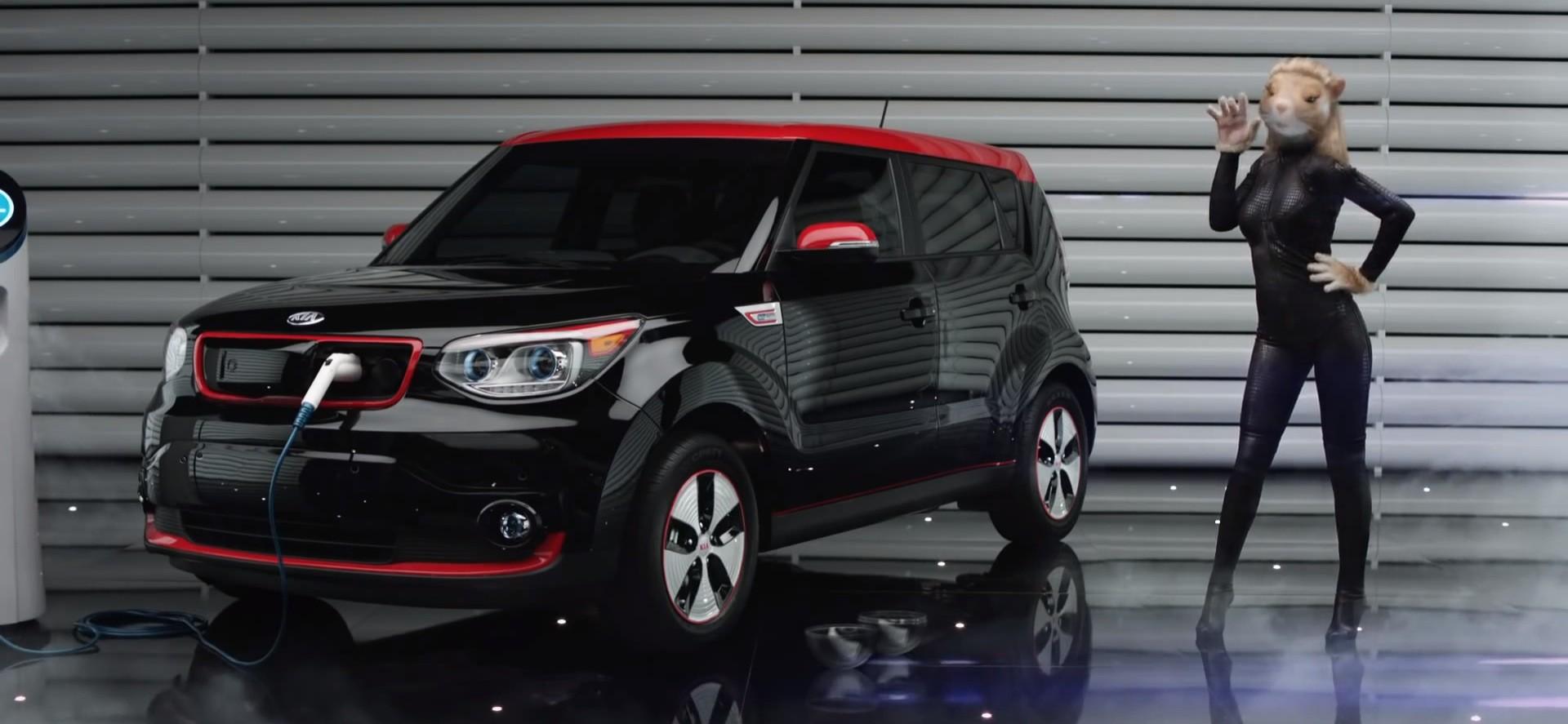 Kia Soul Commercial >> Kia Soul EV Gets its Furry Latex Freak on in Latest Hamster Commercial - autoevolution