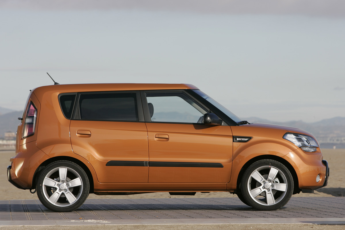 Kia Soul Prices Start At 13 300 Autoevolution