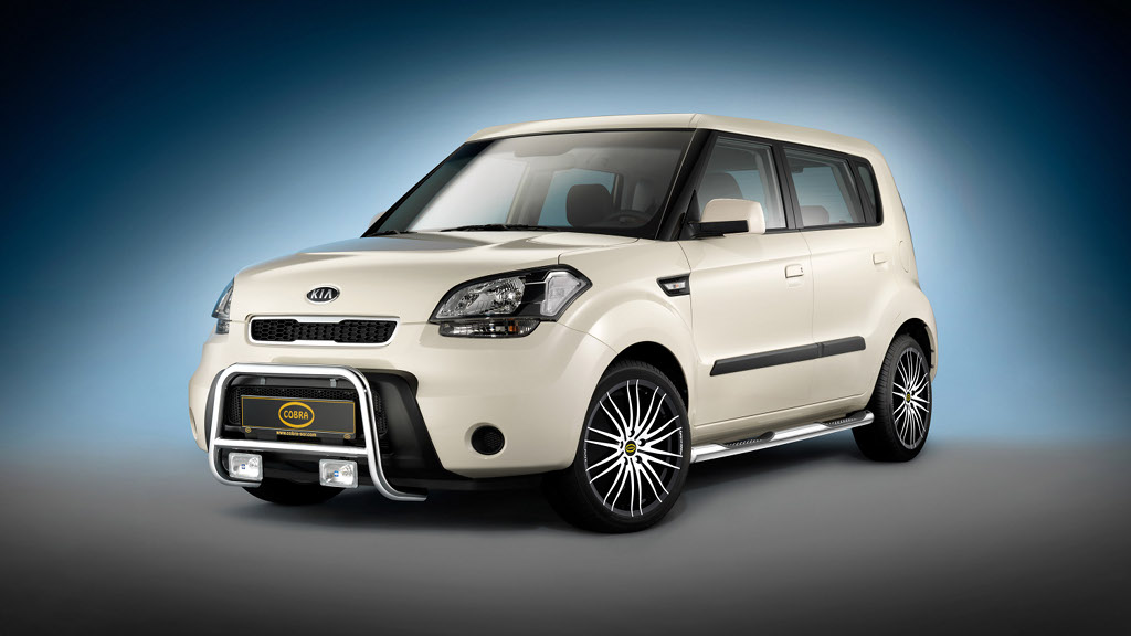 Kia Soul Urban Stiling Pack Released By Cobra Autoevolution