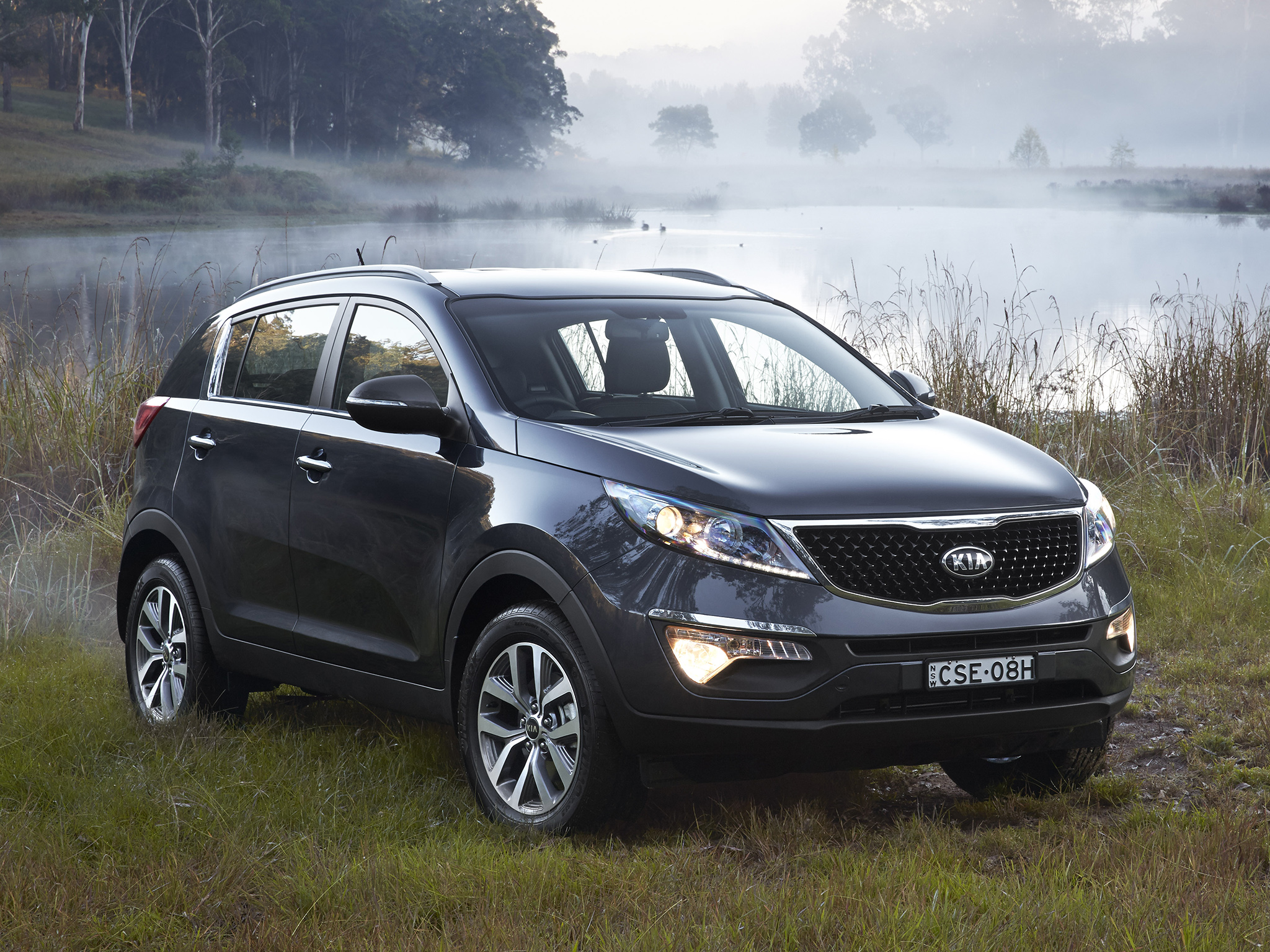 Kia Sportage Suv Gets New Facelift With Sorento Looks For