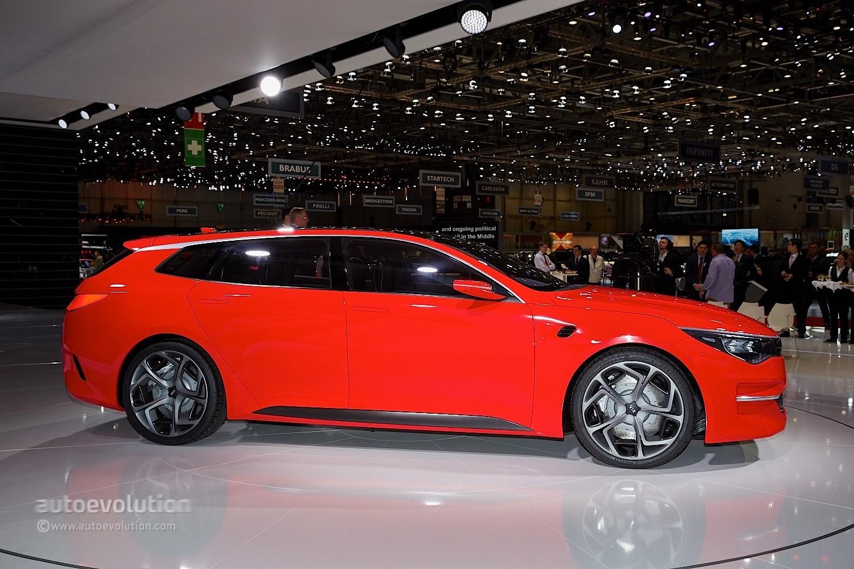 Kia Hybrid Car >> Kia SPORTSPACE Will Make You Wanna Start a Family After ...