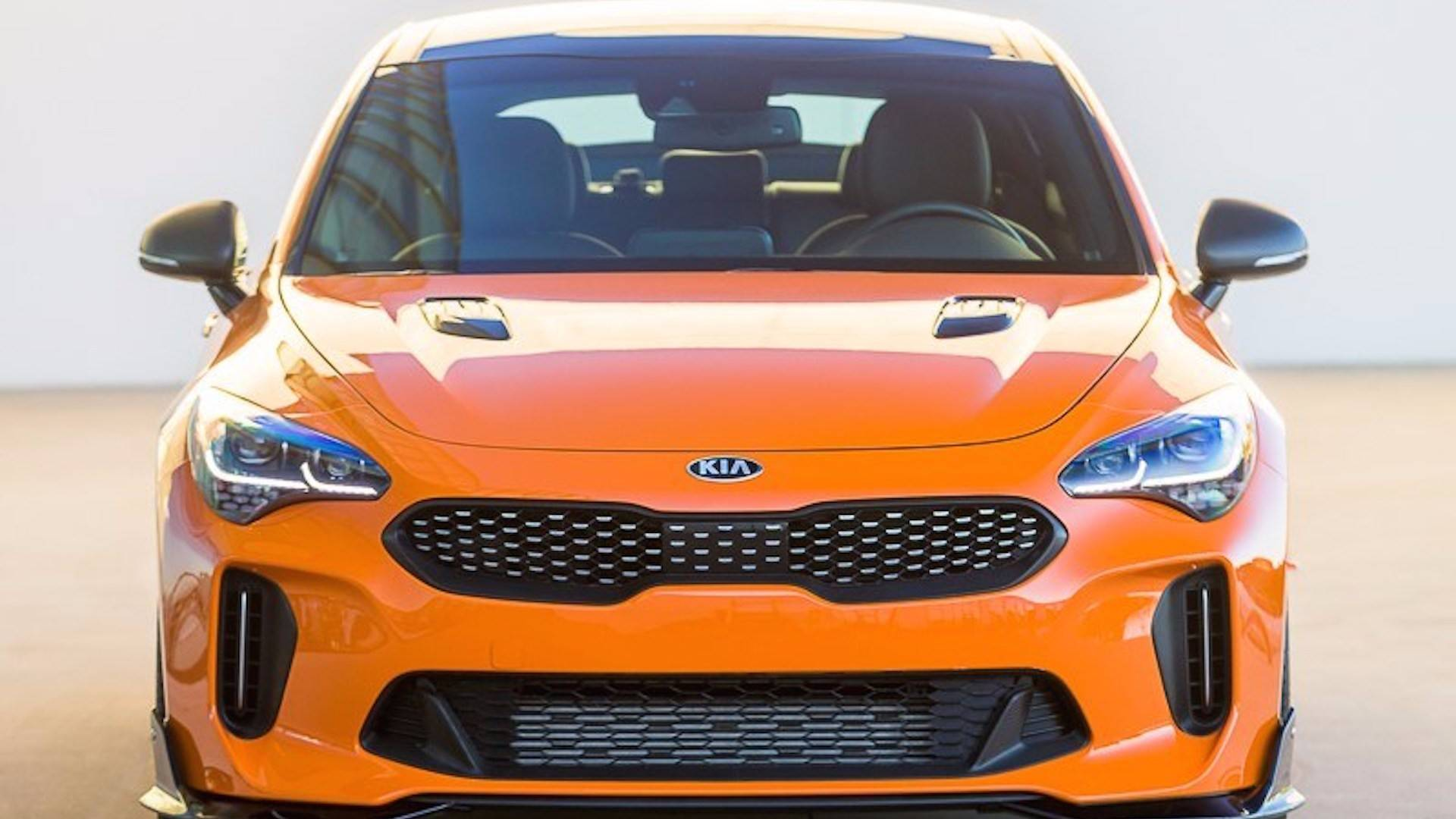 kia stinger gt and cadenza tuning projects debut at sema. Black Bedroom Furniture Sets. Home Design Ideas