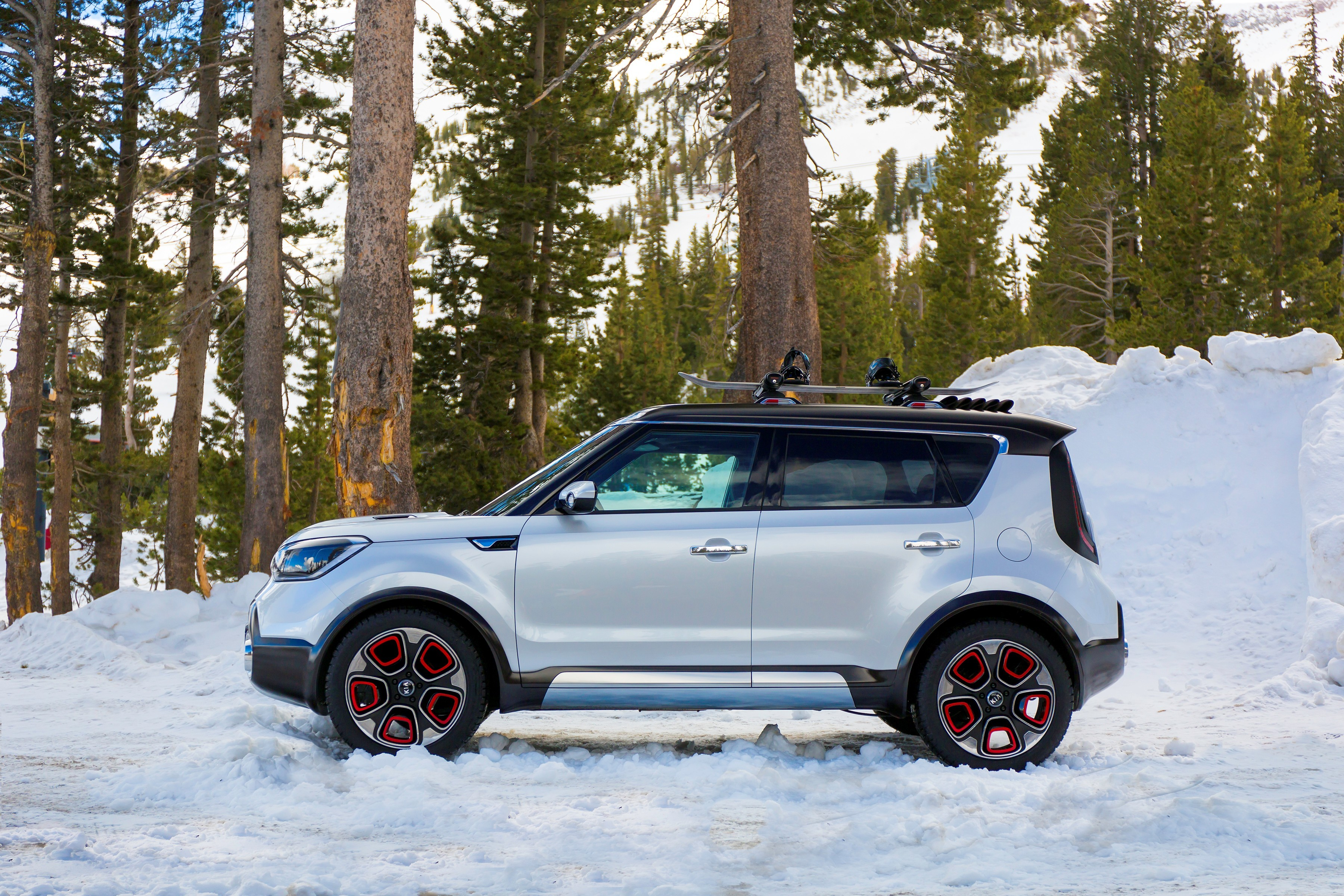 Dodge Latest Models >> Kia Trail'ster Concept Steals Your Soul with e-AWD and a Small Turbo Engine - autoevolution