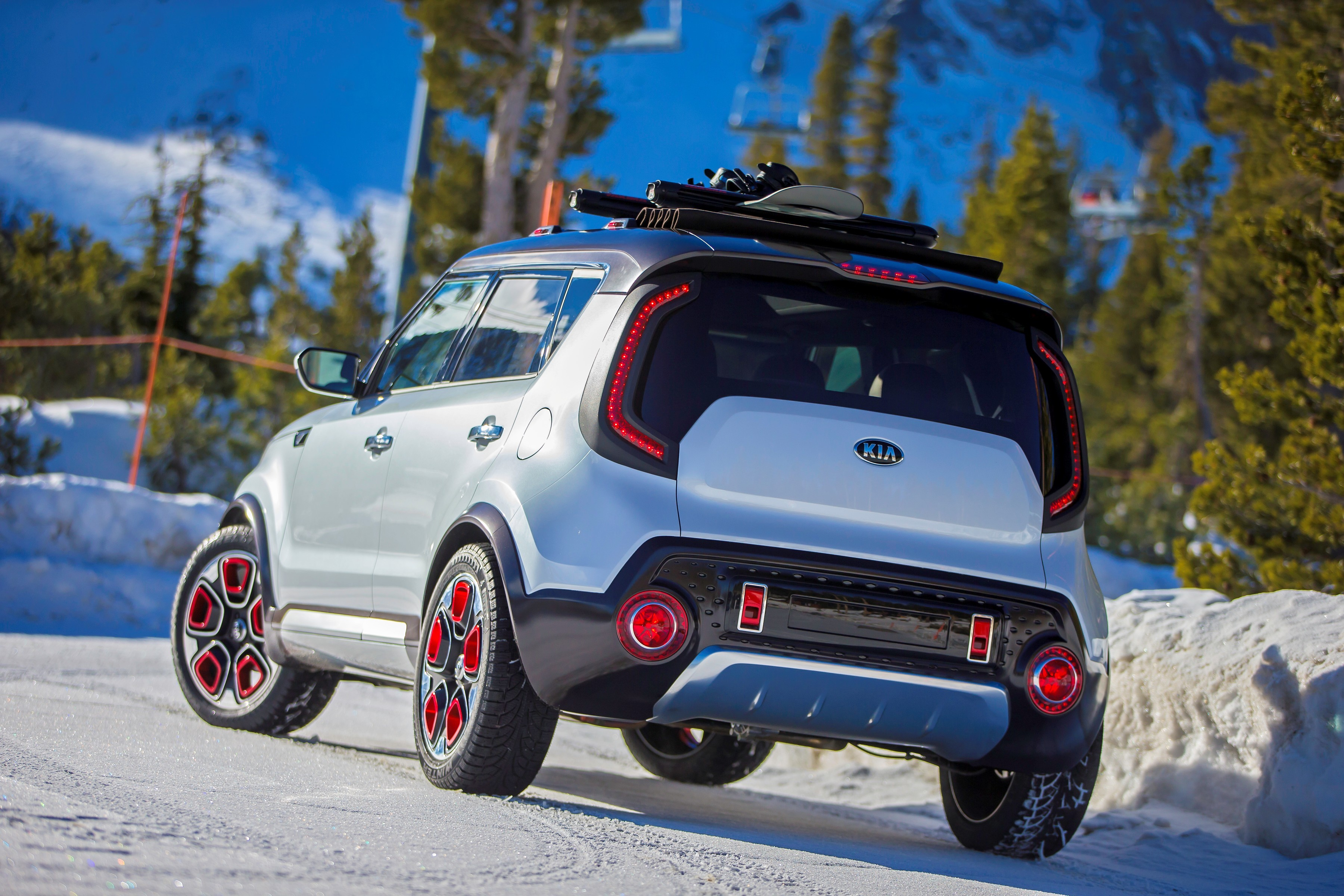 Kia Trail Ster Concept Steals Your Soul With E Awd And A