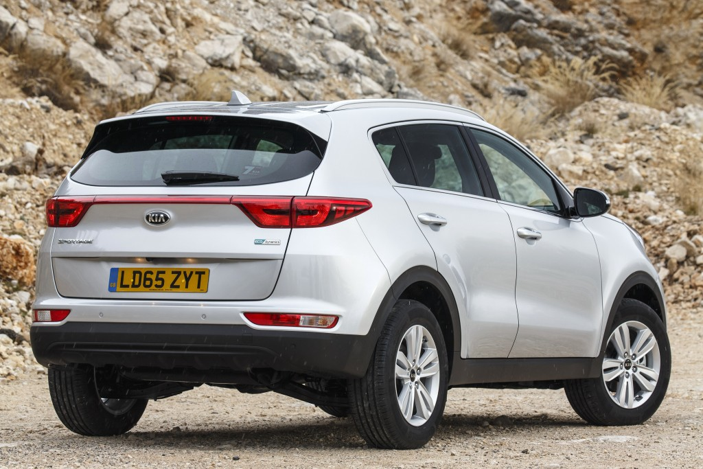 Kia UK Updates Sportage Crossover for 2017 Model Year - autoevolution