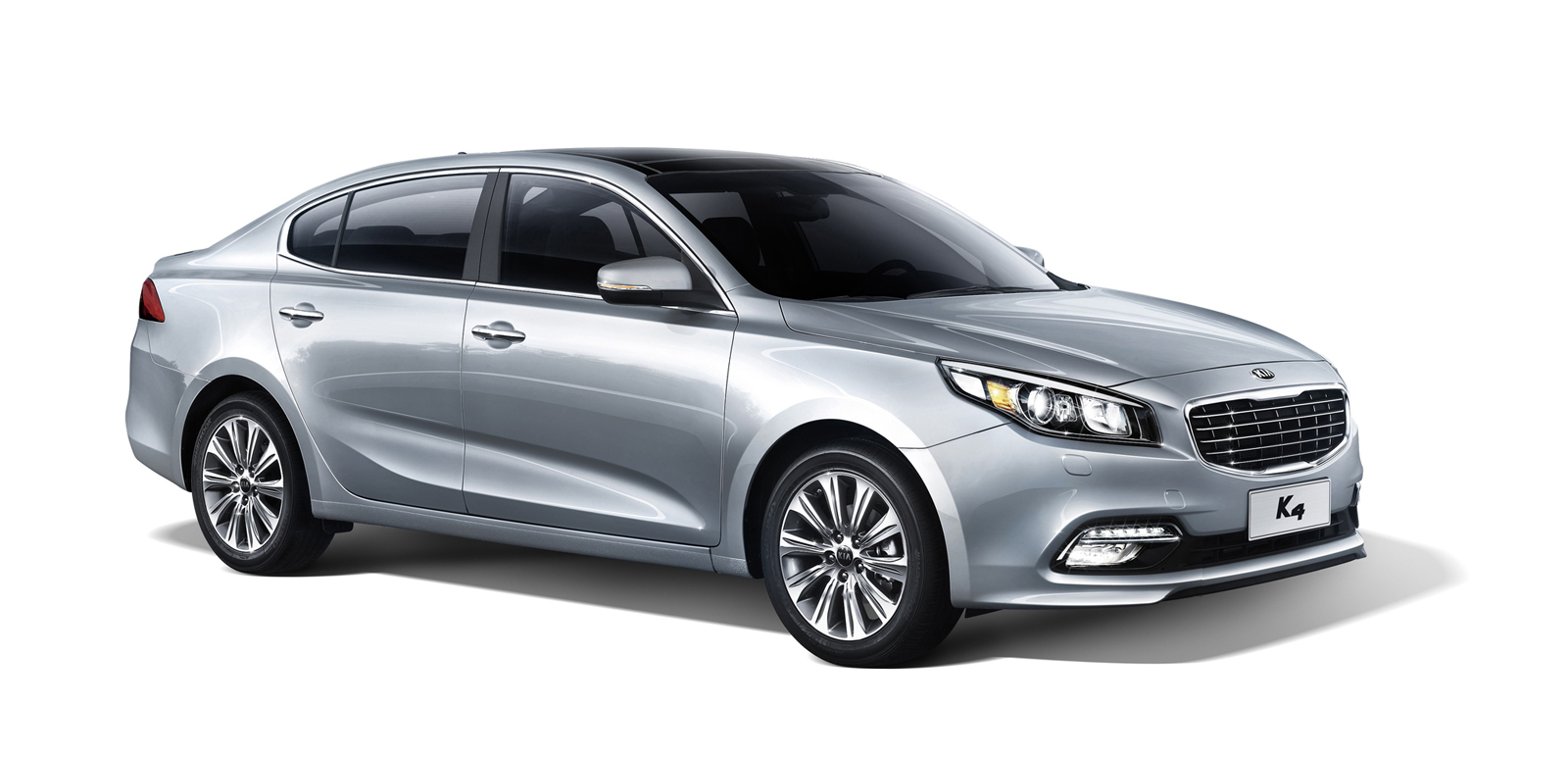 Kia Unveils K4 Sedan in China - autoevolution