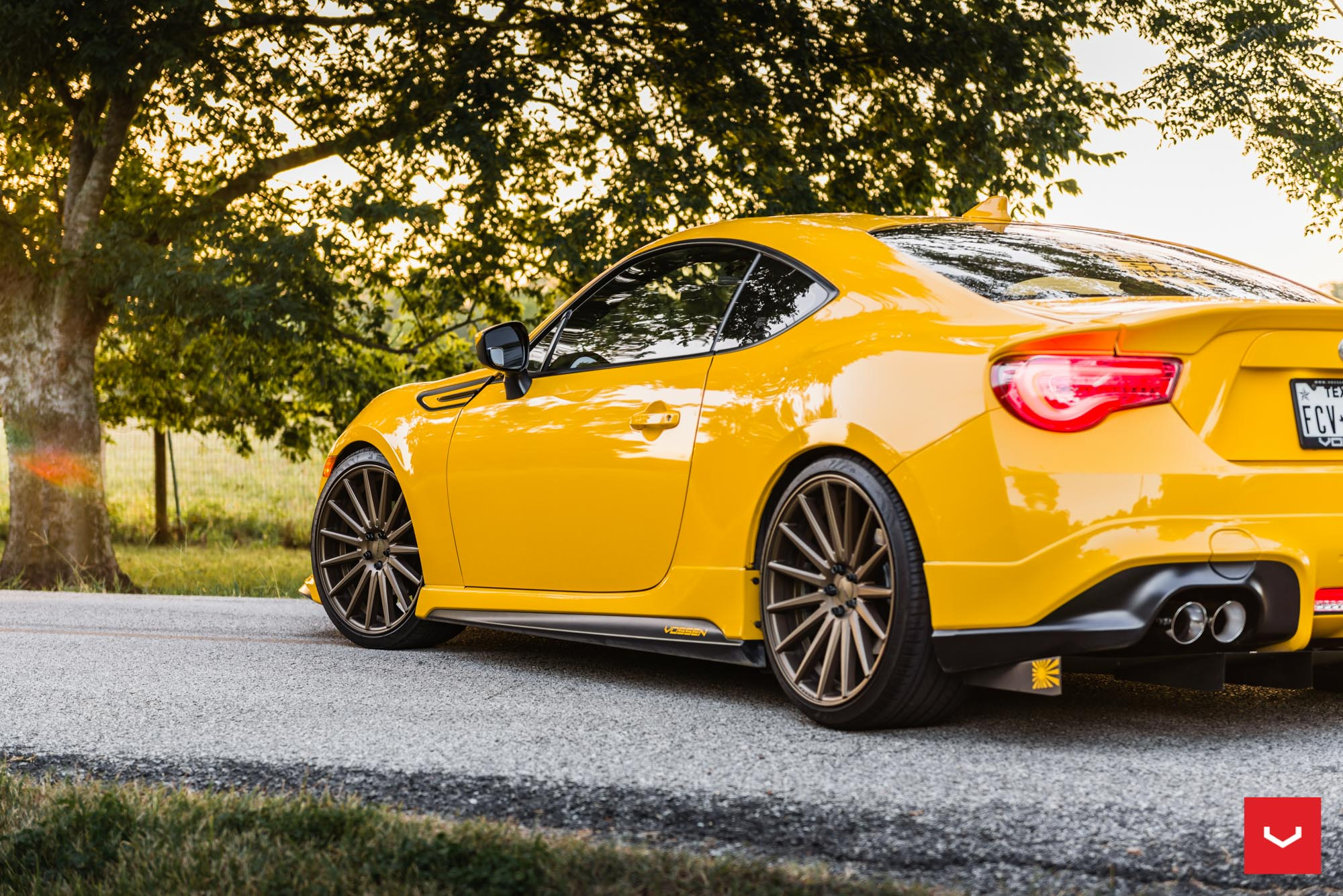 Gorgeous Rocket Bunny Scion FR-S Goes for a Night Drive ...