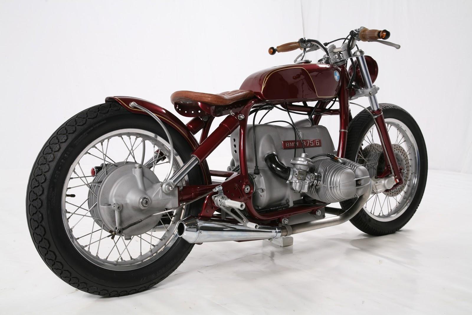 Yamaha Motorcycles Usa >> Kingston Custom BMW R75/6 Bobber Sweetness - autoevolution