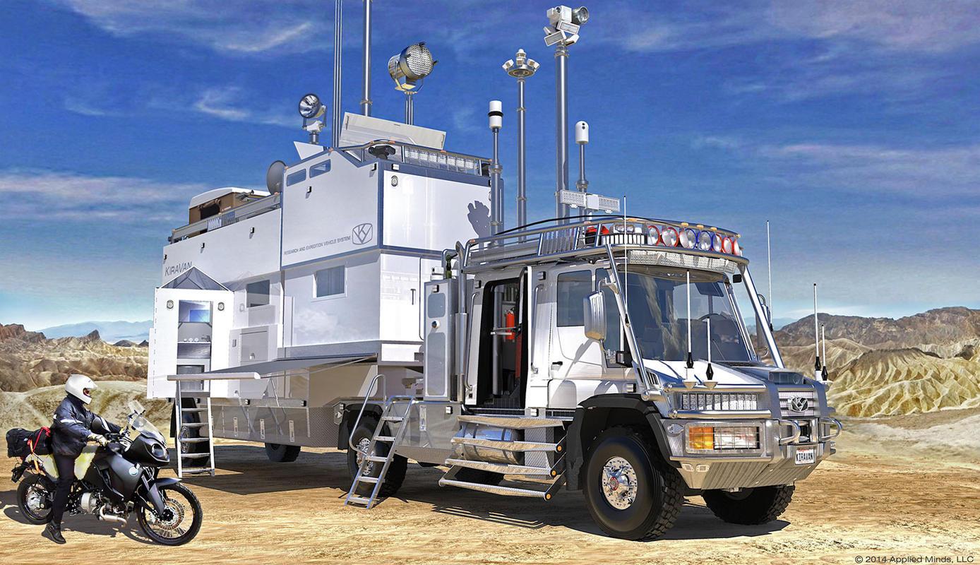 "KiraVan"" Mercedes Unimog Is the Ultimate Expedition Vehicle"