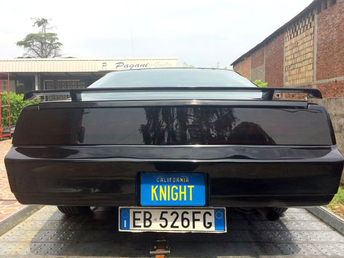 KARR from New Knight Rider Becomes a Robot - autoevolution