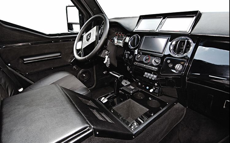 knight xv suv adds upgrades gets stronger autoevolution. Black Bedroom Furniture Sets. Home Design Ideas
