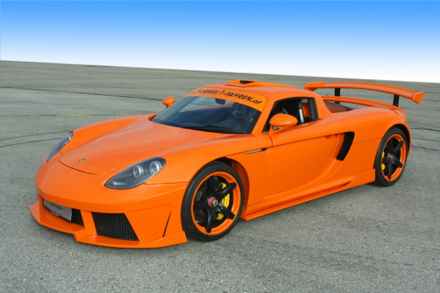koenigseder unleashes the devil porsche carrera gt autoevolution. Black Bedroom Furniture Sets. Home Design Ideas